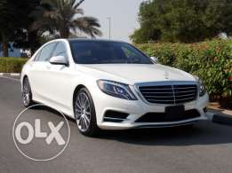 2016 # Mercedes-Benz S 550 # AMG # 360 # Pano # Lane Assist #