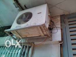 Split AC GALANZ Good condition for salbe