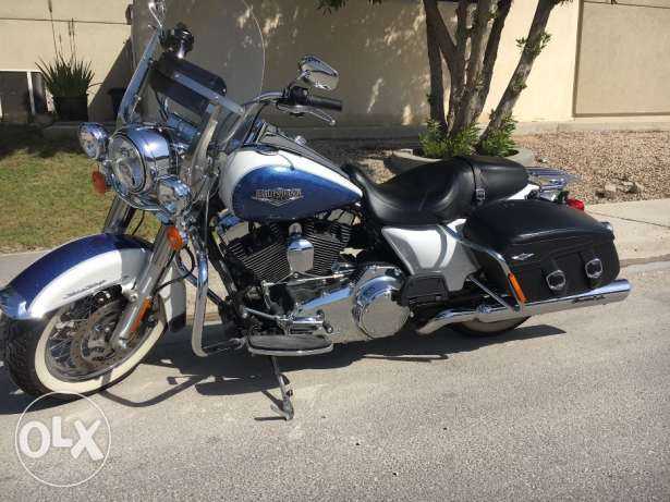 2015 Road King Classic only 3400kms