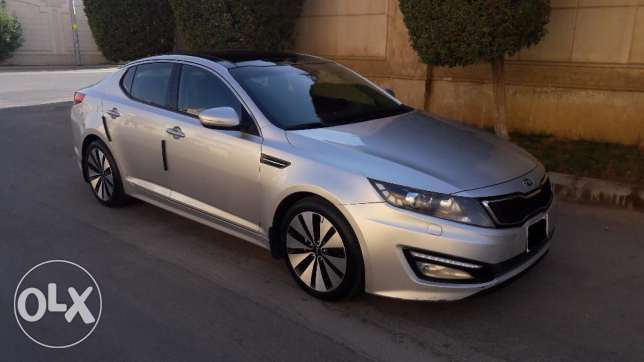 KIA OPTIMA 2011 Full option for sale الرياض -  3