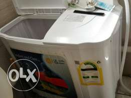 Brand new washing machine 5 kg only 200sr