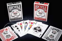 Bicycle World Series Cards
