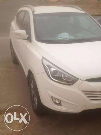 Hyunadi Tucson in a very good condition