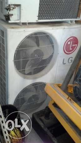 LG Package and Concealed AC Units