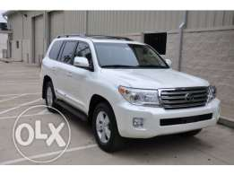 Good Condition 2014 Toyota Land Cruiser SUV