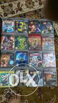 PS3 console with 2 joy sticks and 16 Amazing games
