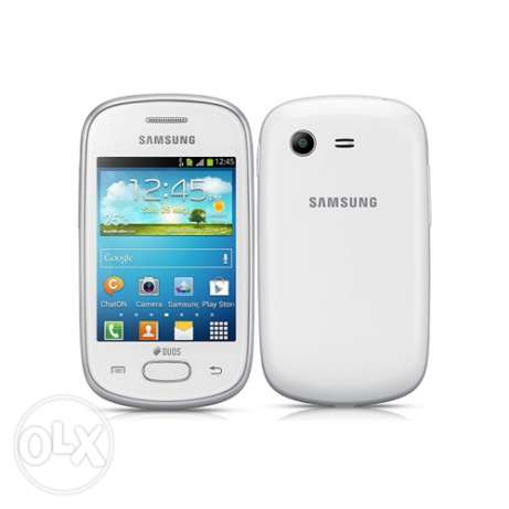 Samsung Galaxy Star + Bee Mobile Phones