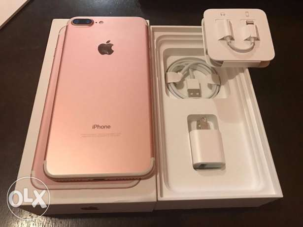 Apple iPhone 7 Plus (Latest Model) - 32GB - Rose Gold (Unlocked)
