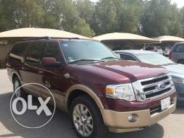 "Ford Expedition ""King Ranch"""