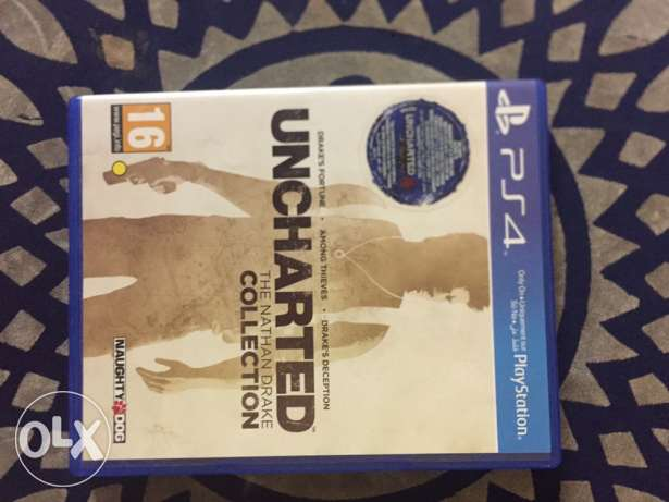 uncharted the collection New