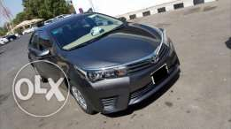 Toyota corolla 2015 model. In very good condition.well maintained.