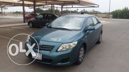 2008 Toyota Corolla for Sale (Auto) (Well maintained and no problems)