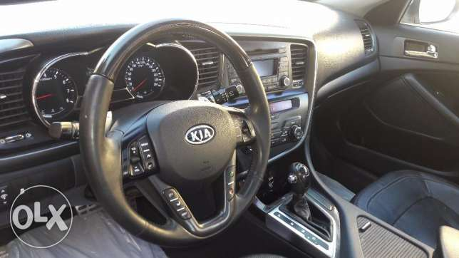 KIA OPTIMA 2011 Full option for sale الرياض -  8