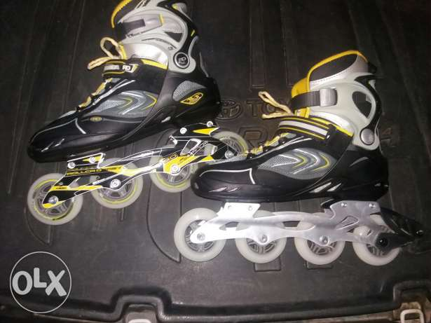 Inline Roller blade skating shoes USA