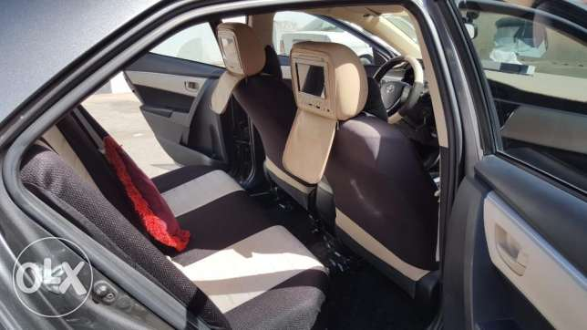 Toyota corolla 2015 model. In very good condition.well maintained. الجبيل -  6