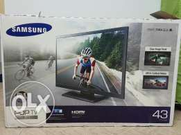 Brand new Samsung tv 43 LcD  inch for sale