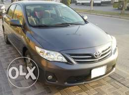 2013 Toyota Corolla XLi 1.6 (Made In Japan)-Lebanese Owned First Hand