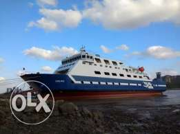 500passengers RORO building project in our shipyard