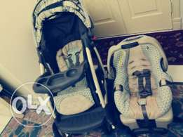 Baby car for sale new (GRACO) price (700)