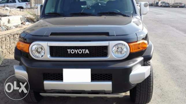Toyota FJ Cruiser 2014 with low mileage 6650km only جدة -  3