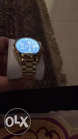 Michael Kors Smartwatch - Gold