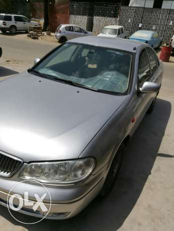 Nissan sunny very good condition fahas istemara new valid