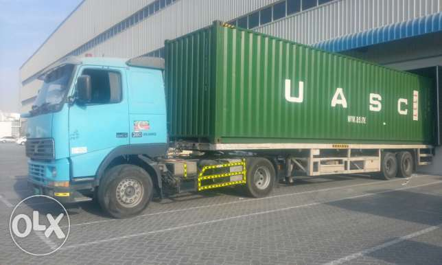 Tractor Unit for sale الرياض -  1