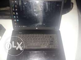 Argent Sell my laptop ... HP lapton model intel celeron ...