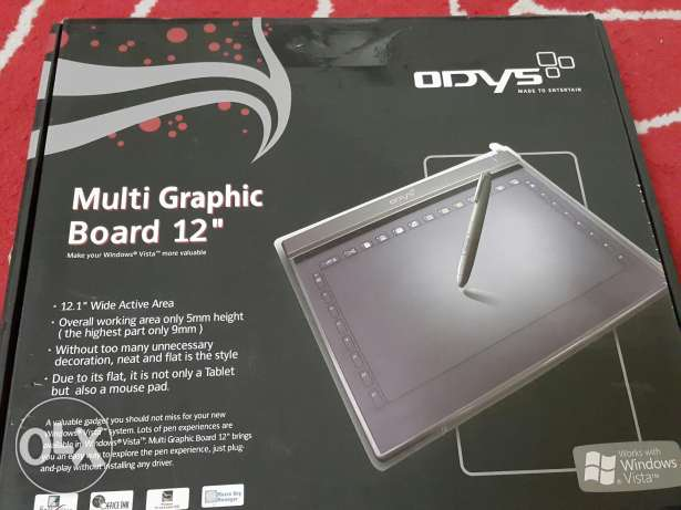 "Multi Graphic board 12"" الخبر -  2"