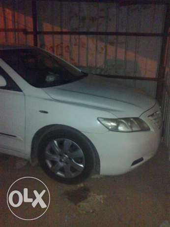 toyota camry gl 2007 automatic white for sale