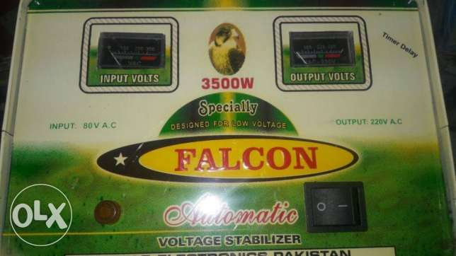 use this stabilizer outomatic voltage for safe anything حفر الباطن -  1