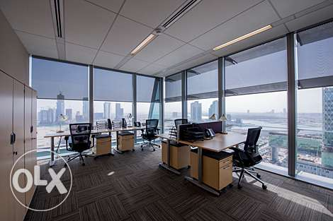 BIG Office Spaces for BIG Companies