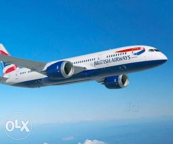 Job Vacancy/Announcement in British Airways Inc For All Post