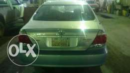 I want to my car toyota camry xli