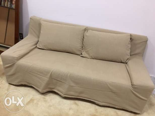 IKEA sofa with washable cover