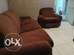 7 Seater Sofa & Household Items for Sale on Urgent basis.