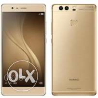"NEW Huawei P9 plus ""Gold"" 64GB 4GB RAM Dual sim"