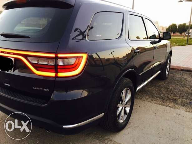 Dodge Durango 2014 limited V8