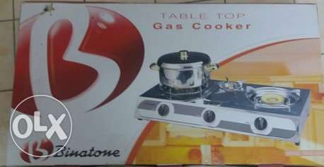 Gas Stove - 3 Burner