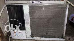 haas 1.5 ton a/c, stand fan, stc router without sim, mama love baby ro