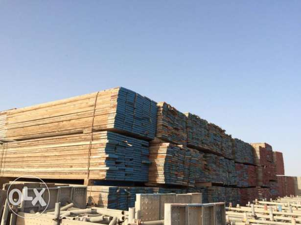Sales of BS Scaffolding Material (3000 tons)