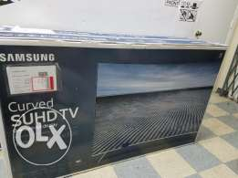Samsung Curved SUHD Smart HD TV LED