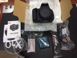 Canon 600D in very good conditions
