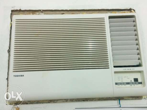 York & Toshiba 1.5 ton A/C's for sale