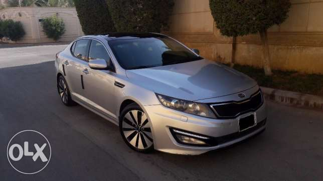 KIA OPTIMA 2011 Full option for sale الرياض -  2