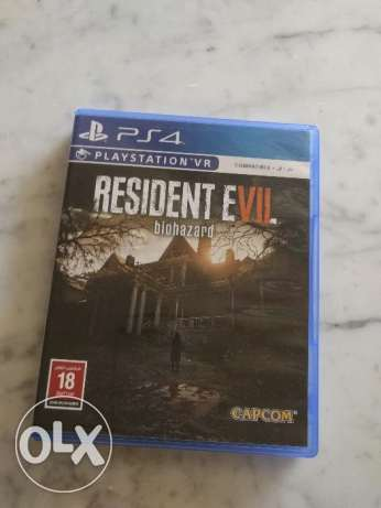 Resident Evil VII: Biohazard, PlayStation 4, Survival Horror, Blu-ray