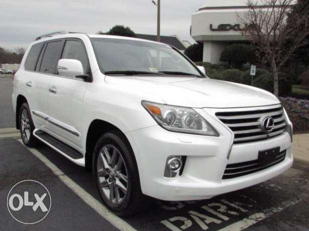 2016 Lexus LX570 for sale at affordable price