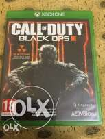 Cd original for xbox one - call of duty black ops lll