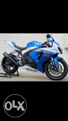 Gsxr bike for sale