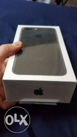 Brand New Apple iPhone 7 Plus 32GB Black